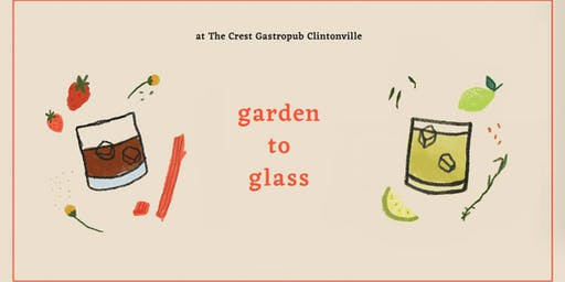 Garden to Glass - Rooftop Cocktail & Food Pairing