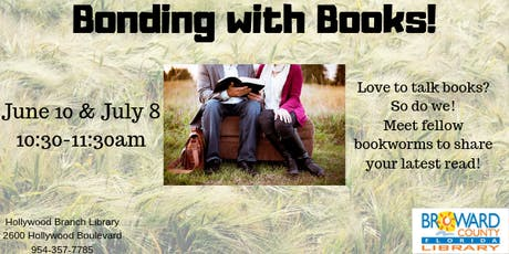 Bonding with Books! tickets