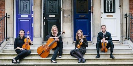 Schneider Concerts 2019-20 Chamber Music Season: Callisto String Quartet tickets