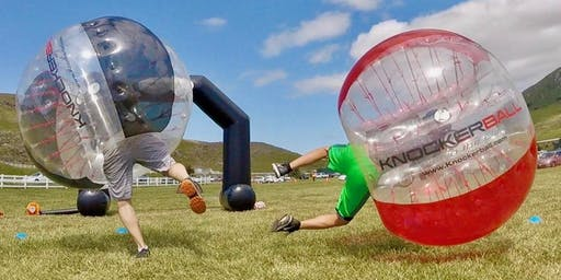 Knockerball Pop-Up Play