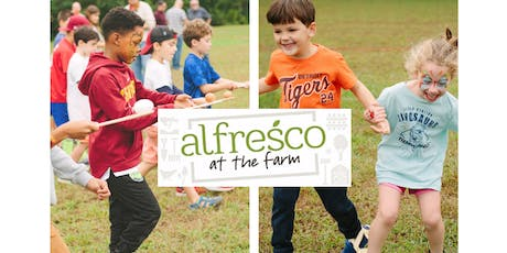 2019 Alfresco at the Farm tickets
