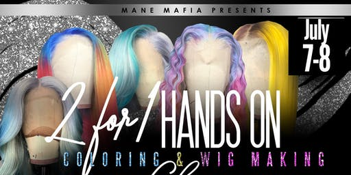 Color & Wig Making Tour