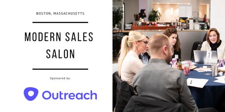 "Modern Sales Pro Salon - Boston #8 - ""Modern Engagement Strategies"" tickets"
