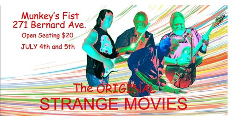 Strange Movies Blues Band Reunion tickets