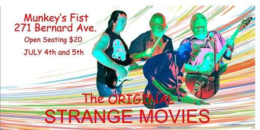 Strange Movies Blues Band Reunion