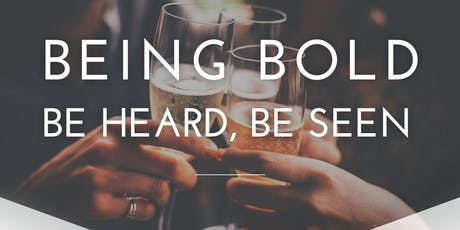 Being Bold 11th July 2019 tickets