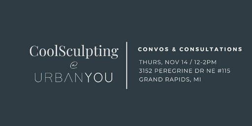 CoolSculpting Convos & Consultations
