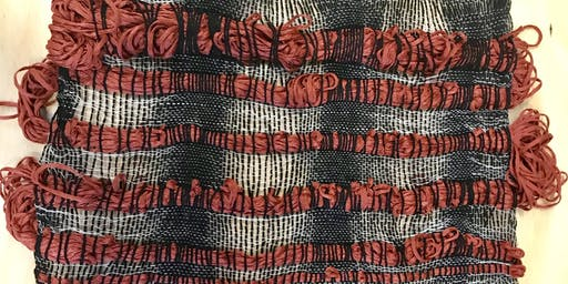 Midsummer Saori Weave Along II