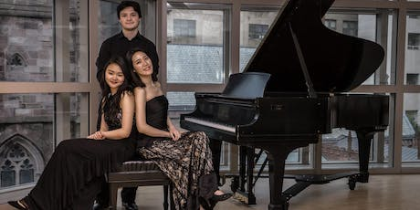 Schneider Concerts 2019-20 Chamber Music Season: AYA Piano Trio - NY Debut tickets