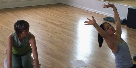 Learning to Move: Introduction to Developmental Movement tickets