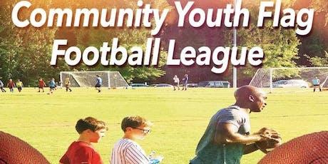Community Youth Flag Football League tickets