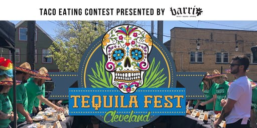 Taco Eating Contest at Tequila Fest Presented by Barrio