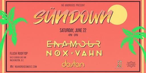 Sündown: Enamour, Nox Vahn w/ Dastan at Flash (21+)