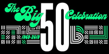 The Big 50 Celebration tickets
