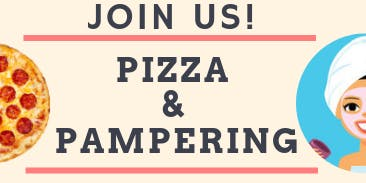 Leader-Daughter Event: Pizza and Pampering