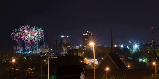 Fourth of July on Mabry's Hill