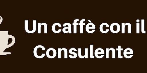 Un caffè con il Consulente