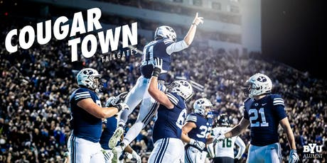 BYU vs USF and BYU Alumni Cougar Town tickets