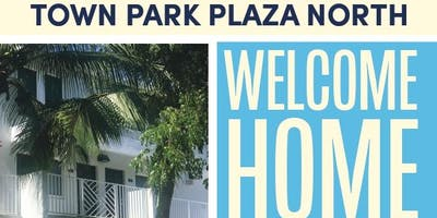 Town Park Plaza North Welcome Home Celebration