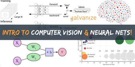 Intro to Computer Vision and Neural Networks tickets