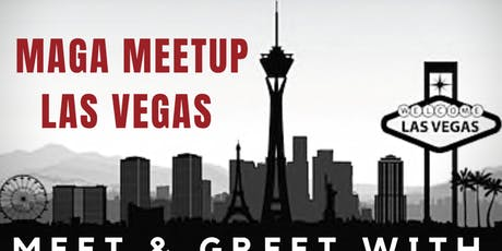 MAGA Meetup Las Vegas with George Papadopoulos June 19th tickets