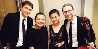 Schneider Concerts 2019-20 Chamber Music Season: Rosamunde String Quartet