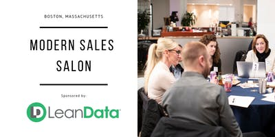"Modern Sales Pro Salon - Boston #9 - ""Building Your Revenue Ops Framework"" Night"
