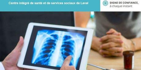 7e Colloque annuel de cancérologie Laval-Laurentides-Lanaudière billets