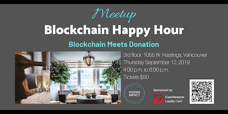 Blockchain Happy Hour tickets