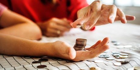 Papo Bufunfa: até que o dinheiro nos separe? ingressos