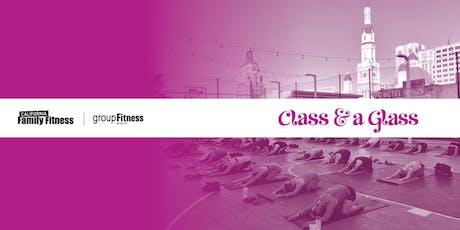 Class & a Glass (Downtown) tickets