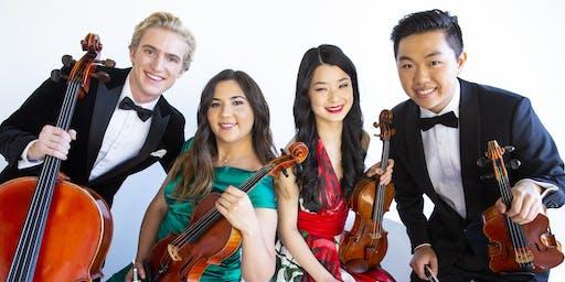 Schneider Concerts 2019-20 Chamber Music Season: Viano String Quartet - New York Debut