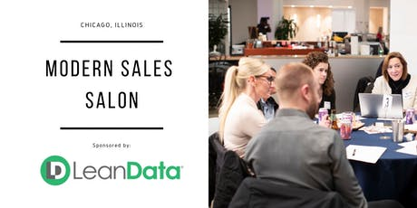 "Modern Sales Pro Salon - Chicago #8 - ""Building Your Revenue Ops Framework"" Night  tickets"