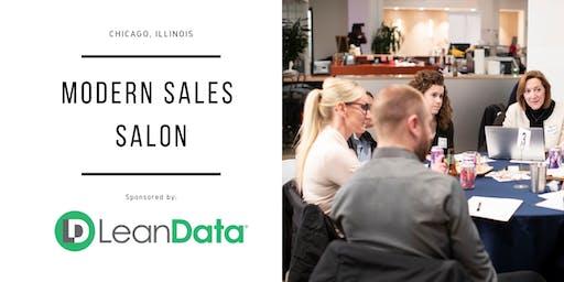"Modern Sales Pro Salon - Chicago #8 - ""Building Your Revenue Ops Framework"" Night"