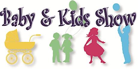 Utah Baby & Kids Show  tickets