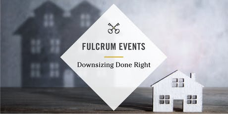 Tysons - Downsizing Done Right Seminar tickets
