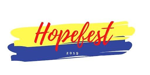 Hopefest Wesley Chapel 2019