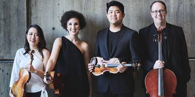 Schneider Concerts 2019-20 Chamber Music Season: Verona String Quartet