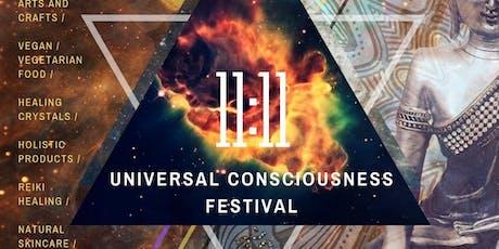 11:11 Universal Consciousness Festival  tickets