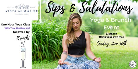 Yoga & Brunch Event W/Tory tickets