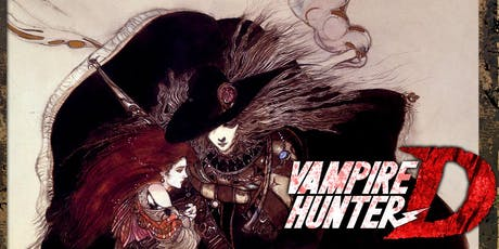 Anime! At the Revue: VAMPIRE HUNTER D (1985) tickets