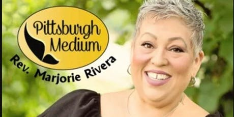 Psychic Medium @ Baldwin Library: An evening with Reverend Marjorie Rivera tickets