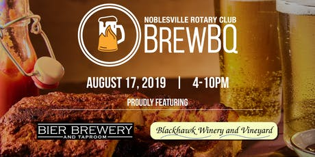 2019 Noblesville BrewBQ  tickets