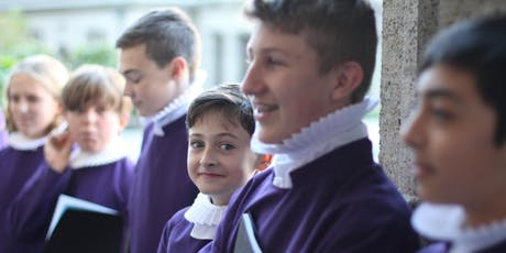 Grace Cathedral Choir of Men and Boys: Unearthed tickets