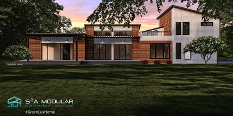 Lunch & Learn: Invest in Modular & Renewable Energy Smart home tickets