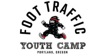 FOOT TRAFFIC YOUTH RUNNING CAMP tickets