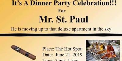 MR.St Paul's  Dinner  Party