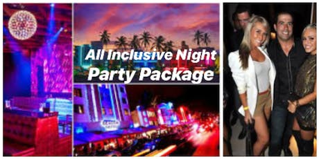 ALL INCLUSIVE NIGHT- 2 CLUBS & PARTYBUS  tickets