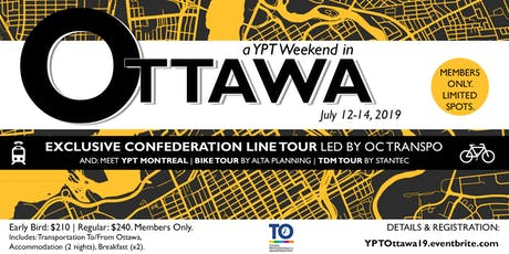 A YPT Weekend in Ottawa tickets