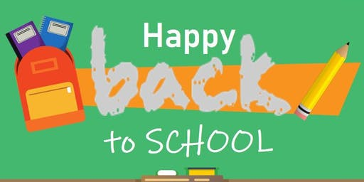 Happy Back to School! FREE backpacks and kids haircuts!